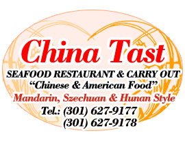 China Taste Chinese Restaurant, Upper Marlboro, MD